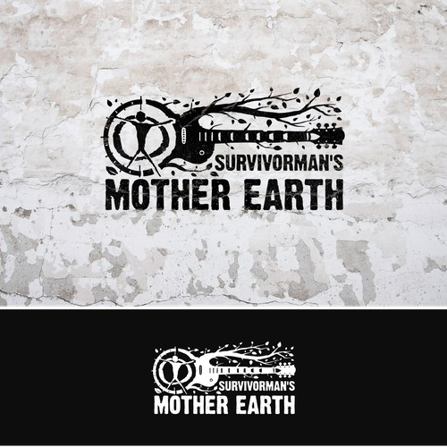 Design a funky, fantastic logo for Survivorman's music!