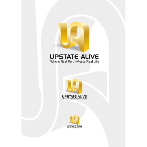 New logo and business card wanted for Upstate Alive