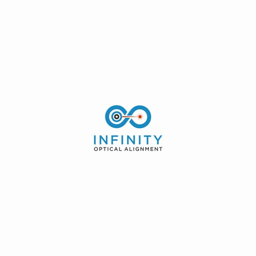 Industrial alignment company named Infinity needs a new logo!