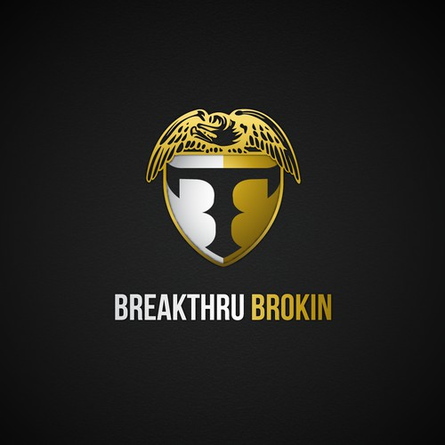 BreakThru Brokin needs a new logo