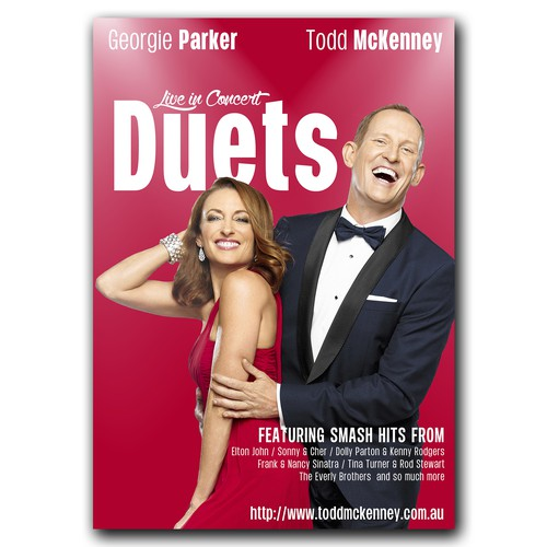 Duets - Event Flyer