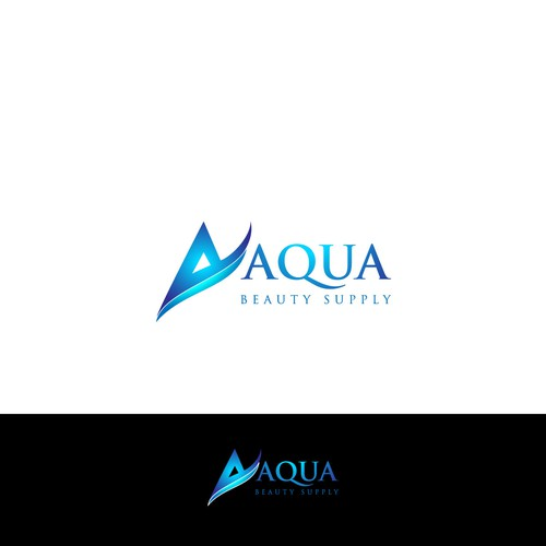 Create the next logo for Aqua Beauty Supply