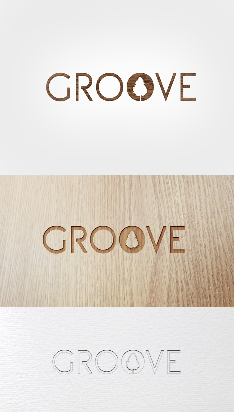 Groove Tree needs a sleek and simple logo