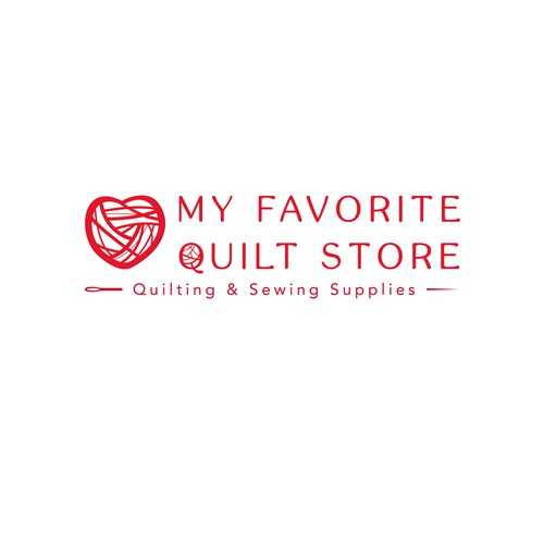 logo for quilt store