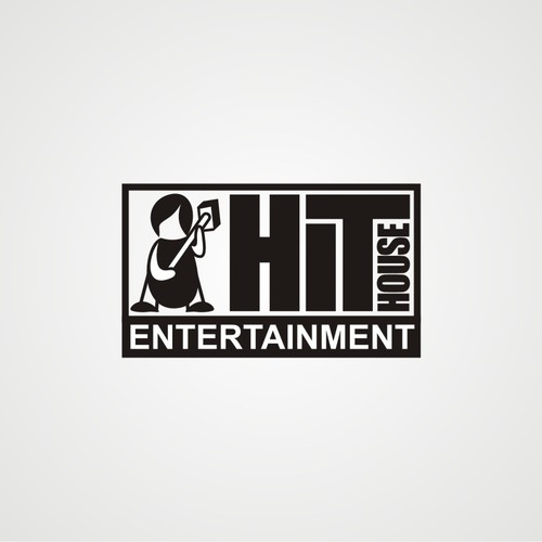 Create the next logo for Hit House Entertainment