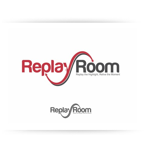 Help Replay Room with a new logo