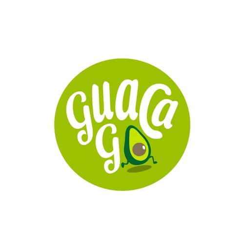Fun Logo for a Guacamole Stand