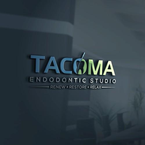 Tacoma Endodontic Studio (TES) Logo