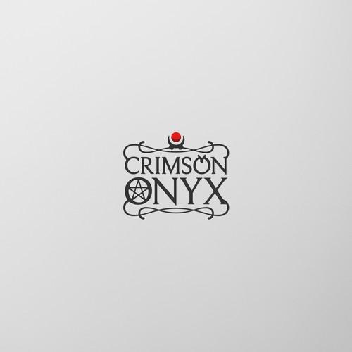 Logo concept for goth fashion label
