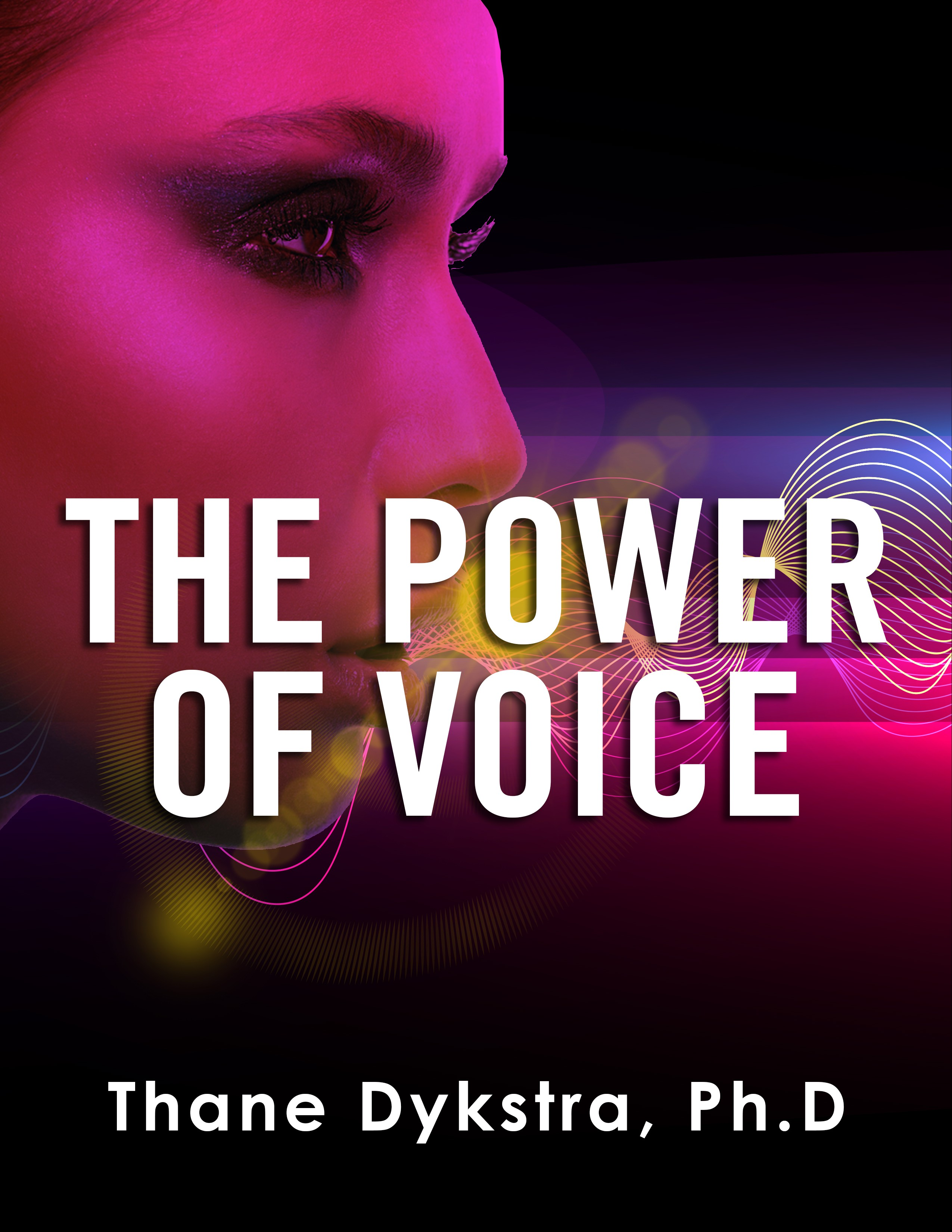 Power Of Voice Manual Cover