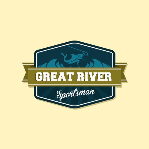 Sporting Goods store logo for Great River Sportsman