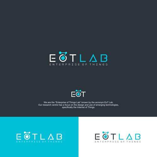 Eotlab logo design