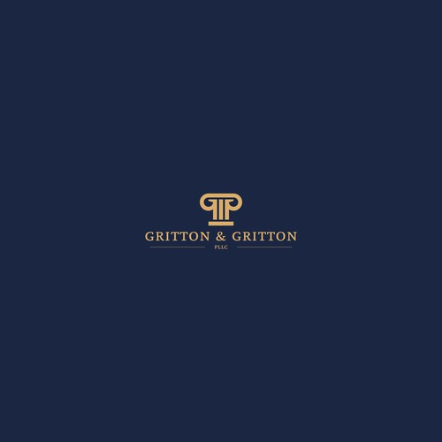 Gritton Law Firm Logo Contest Entry