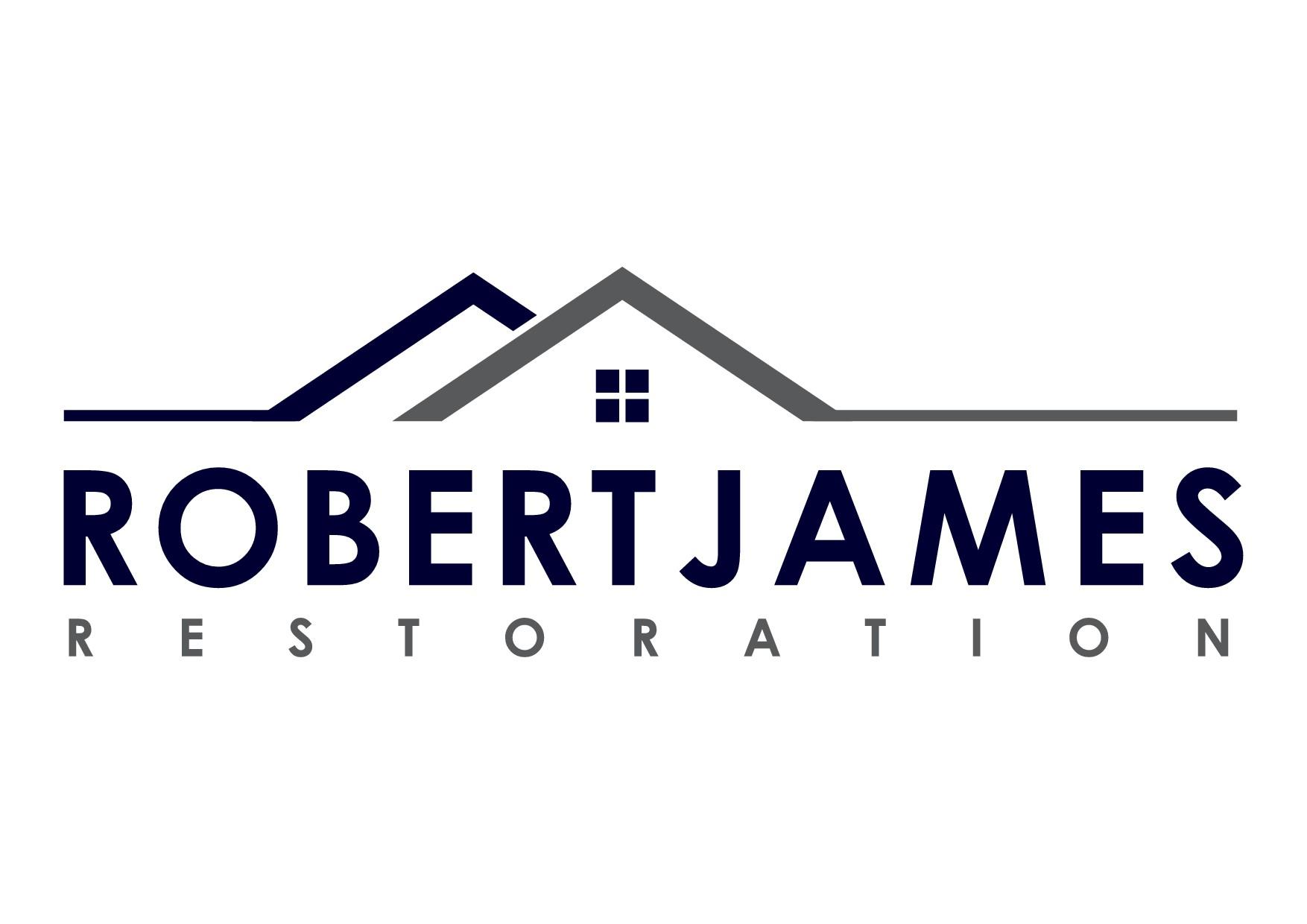 Robert James Restoration needs a new modern logo!