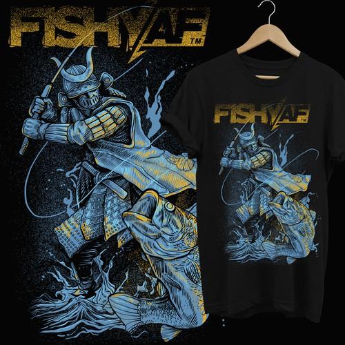 fishy af tshirt contest