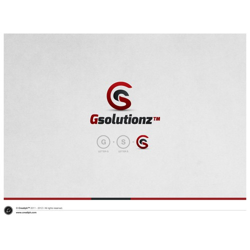 New logo wanted for Gsolutionz