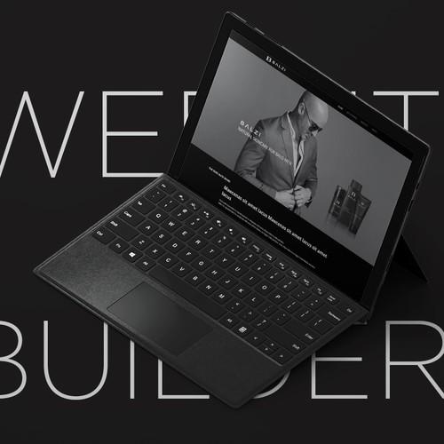 The building website for men.