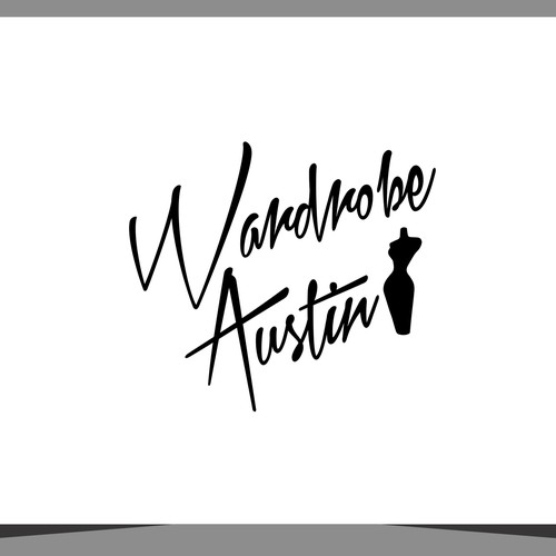 Create Vintage Fashion Luxury Logo for Austin Company