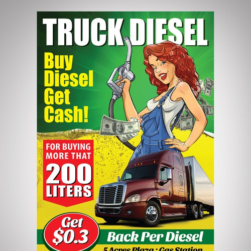 5 Acres : Diesel Promotion