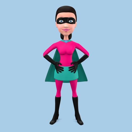 Woman Hero