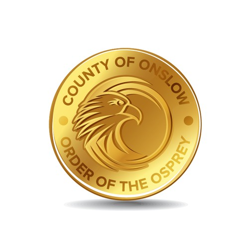 eagle award gold logo
