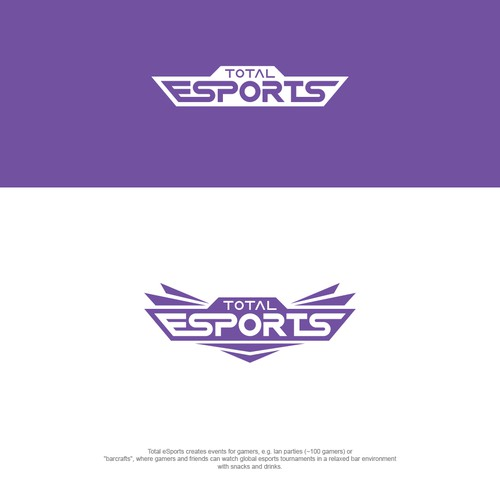 Logo for esports gaming company