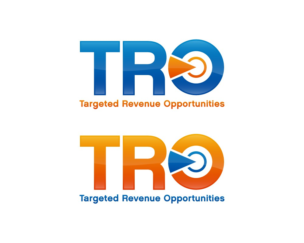 Help TRO  (Targeted Revenue Opportunitites) with a new logo