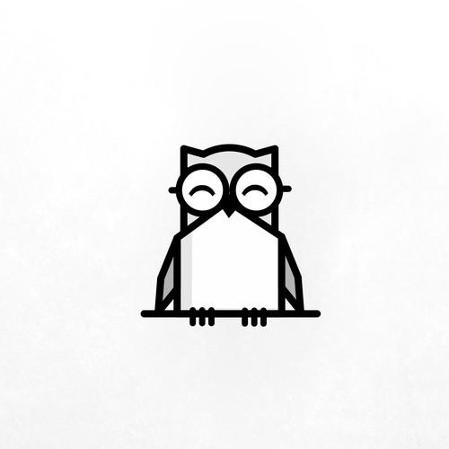 owl + house