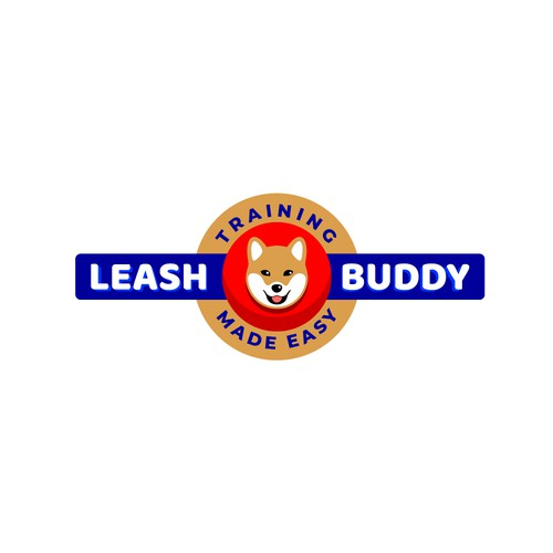 Leash Buddy. Logo for a Dog Brand