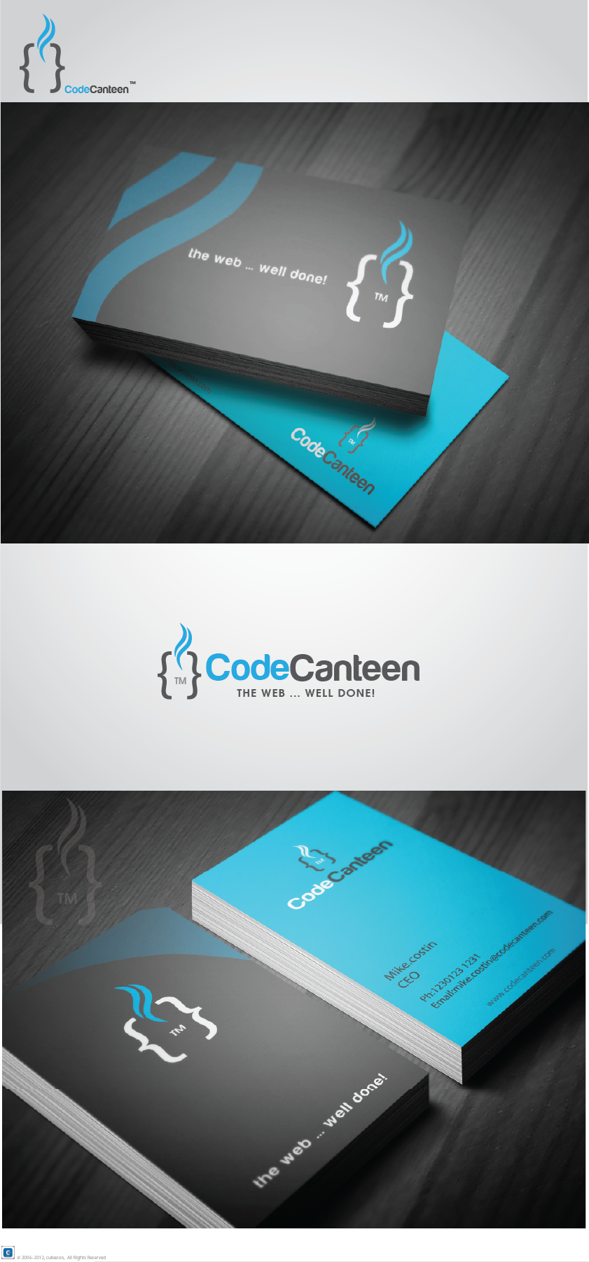 Help CodeCanteen with a new logo