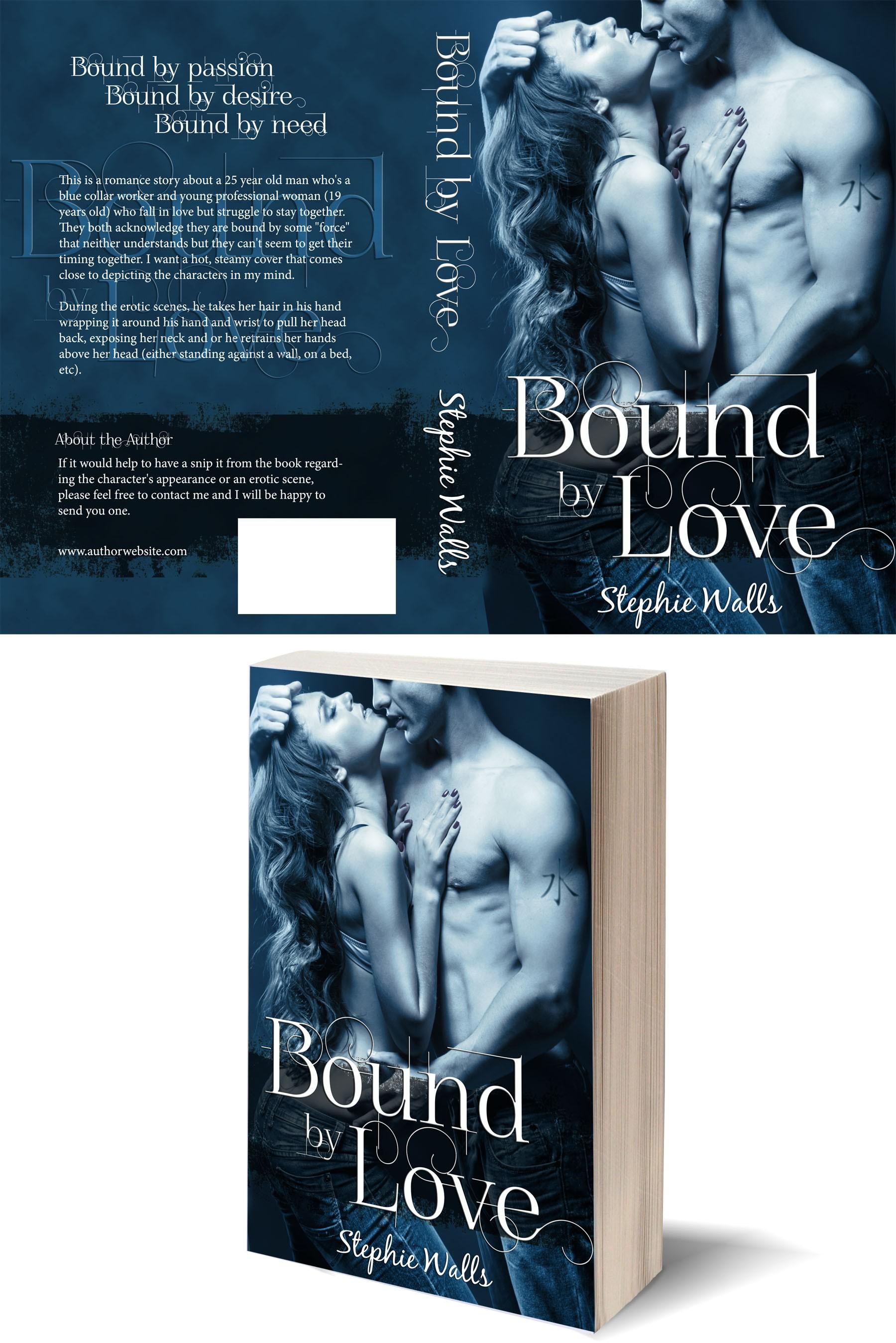 Book Cover Design for Erotic Romance