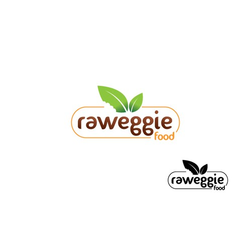 Raweggie Food needs a new logo