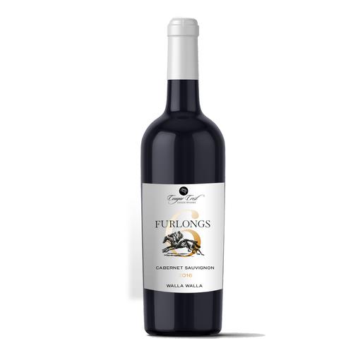 Furlongs Wine Label