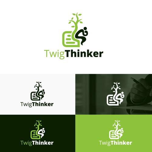Twig Thinker Logo
