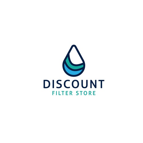 A logo for the largest residential filtration company online.