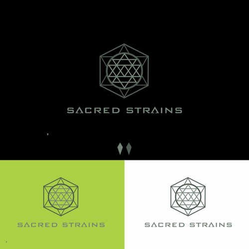 SACRED STRAINS 2