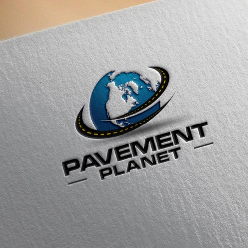 logo for pavement planet