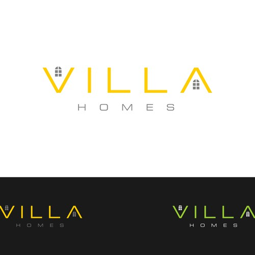 A logo for an inner suburb upcoming Property Development company