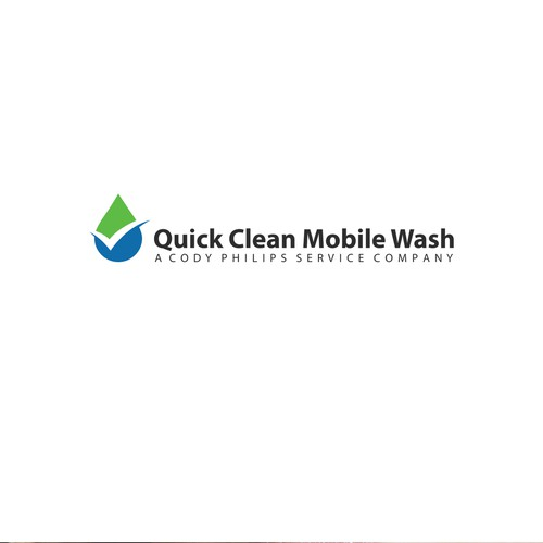 Logo for Clean Mobile Wash Service