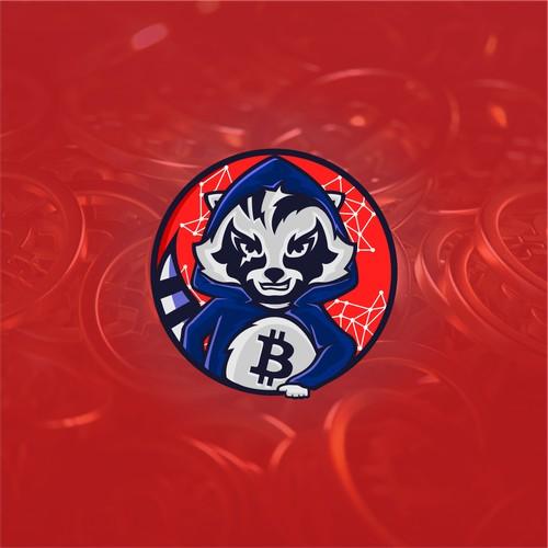 Bitcoin Racoon Hacker