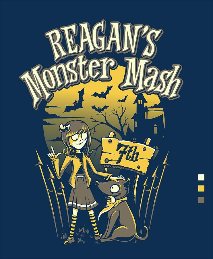 Reagan's Bday