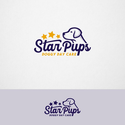 Logo design for doggy day care