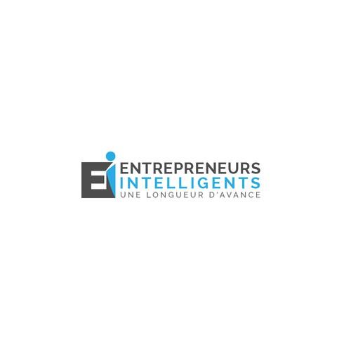 Logo concept for Entrepreneurs Intelligents