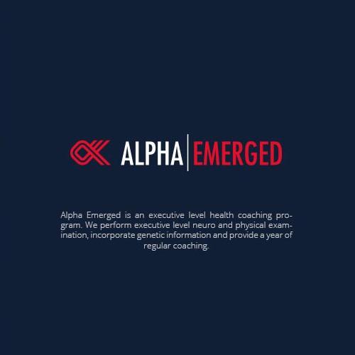 Alpha emergerd