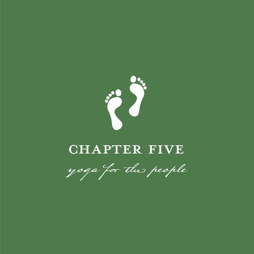 Logo for Chapter Five Yoga Studio