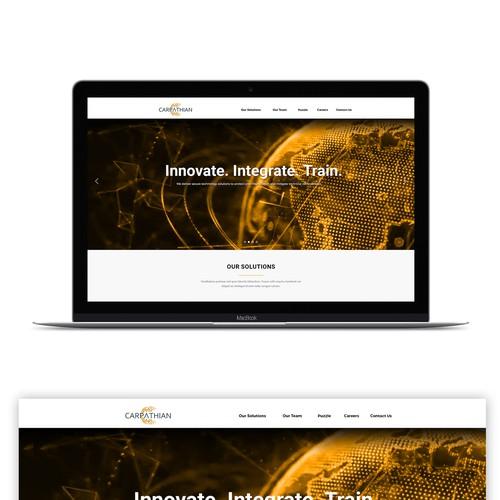 Carpathian web site