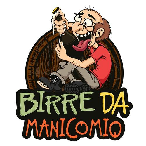 Logo Birre da Manicomio