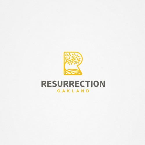 Logo for Resurrection Oakland