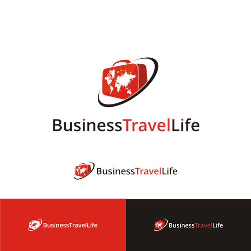 Logo for BusinessTravelLife