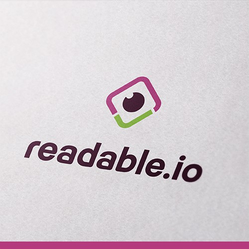 Logo for Readable.io